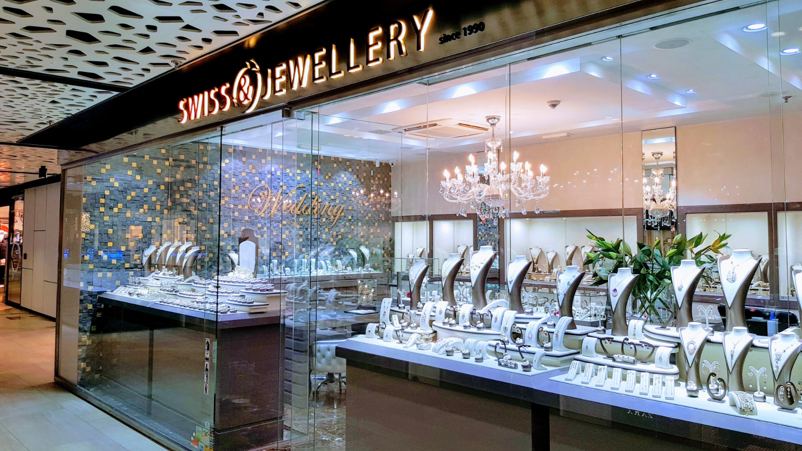 Swiss & Jewellery